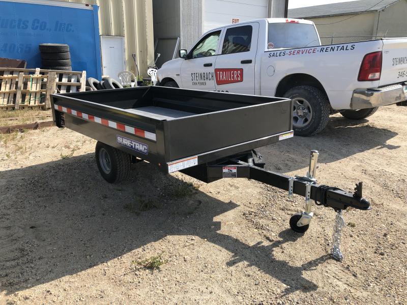 2021 Sure-Trac 4.5 x 8ft Utility Dump Trailer 3K
