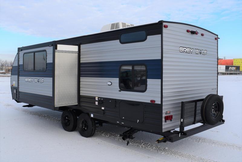 2022 Grey Wolf Limited 23DBH Bunk Model Travel Trailer