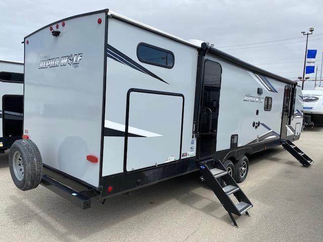 2021 Alpha Wolf Limited 30DBH-L Bunk Room Travel Trailer RV