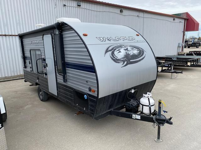 2019 Wolf Pup 16FQ Couples Model Travel Trailer RV
