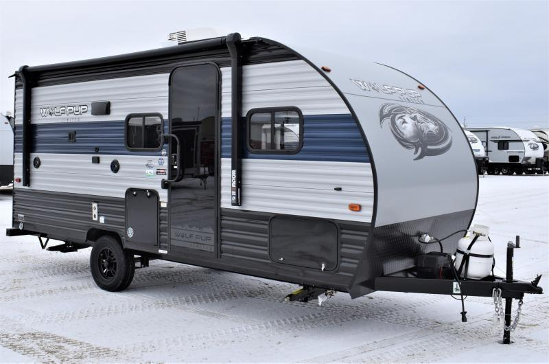 2022 Wolf Pup Limited 16BHS Travel Trailer w/Bunks