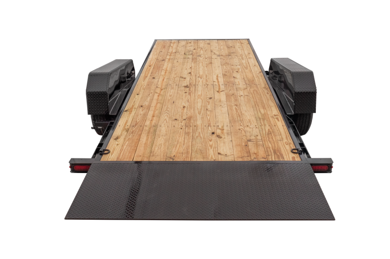2021 Sure-Trac 7 x 16 Tilt Bed Equipment Trailer  10K