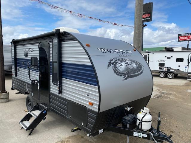 2022 Wolf Pup Limited 16PF Couples Travel Trailer w/Slide-Out RV