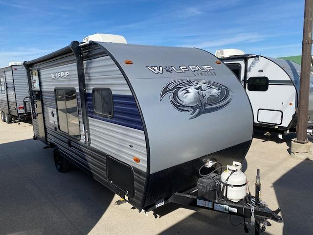 2022 Wolf Pup Limited 16HE Couples Model Travel Trailer RV
