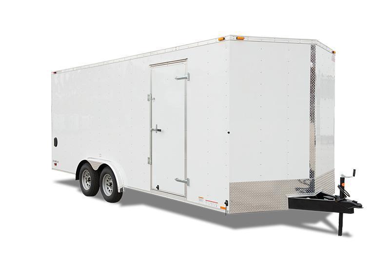"""2022 Cargo Mate 8,5 x 20  Enclosed Cargo Trailer +6"""" Ramp 10K"""