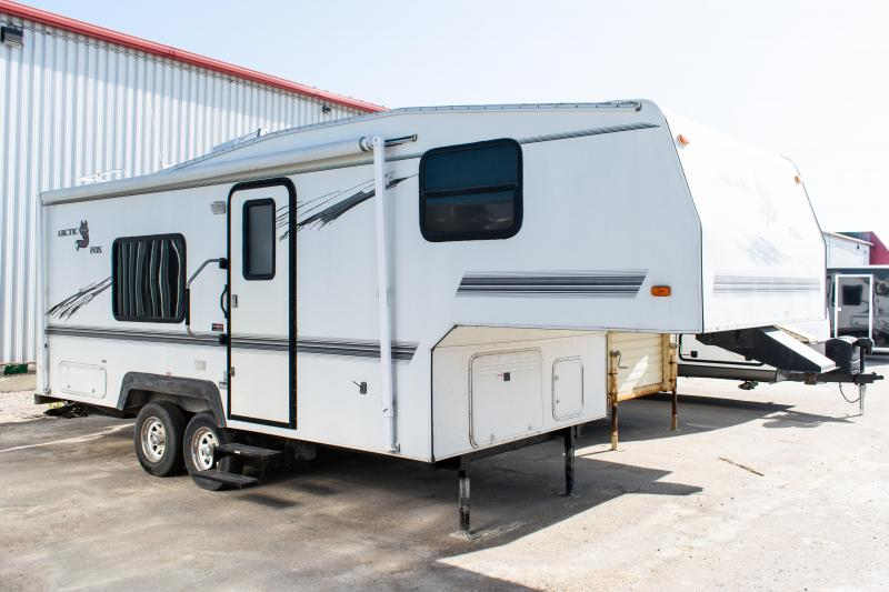 2001 Artic Fox 23-5H Fifth Wheel Campers RV