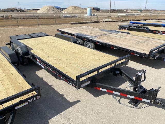 2021 Sure-Trac 7 x 17+3 Universal Ramp Equipment 14K