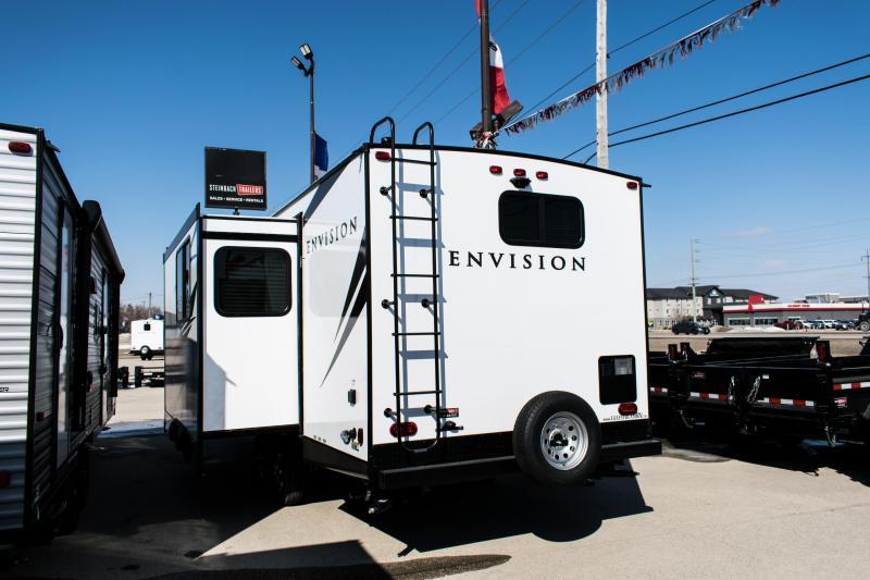 2021 Gulf Stream Envision 220RB Couples Model Travel Trailer RV