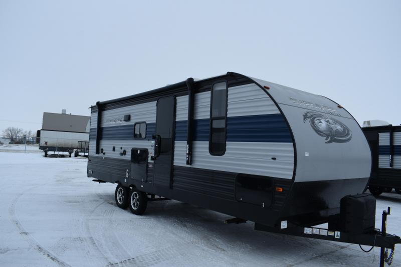 2021 Cherokee 234DC Limited Couples Travel Trailer RV