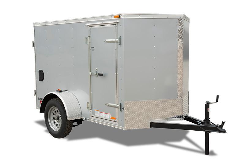 2022 Cargo Mate 5 x 10 Enclosed Cargo Trailer Barn 3K