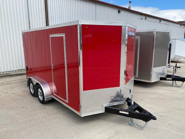 2021 Sure-Trac 7 x 14 Pro Series Enclosed Wedge Cargo Ramp 7K