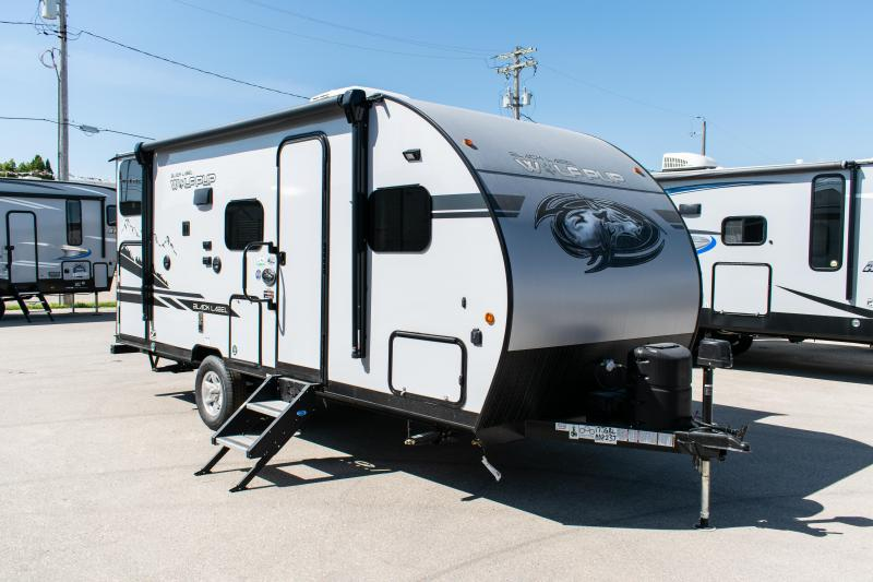 2021 Wolf Pup Limited 17JG Black Label Travel Trailer RV
