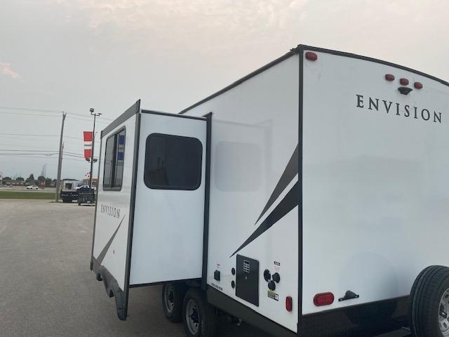 2021 Gulf Stream Envision 24RBS Couples Travel Trailer RV
