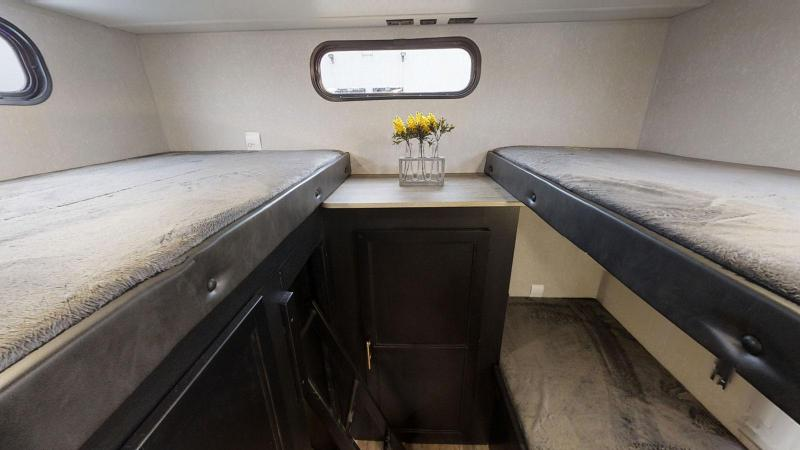 2021 Grey Wolf Limited 29TE Travel Trailer With Bunk Room