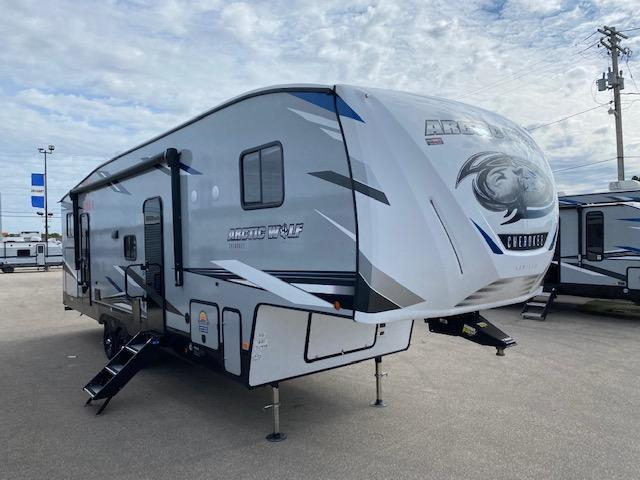 2022 Arctic Wolf Limited 321BH Fifth Wheel Bunk Room Camper