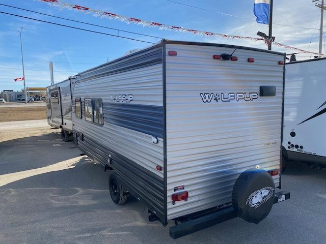 2021 Wolf Pup Limited 16HE Couples Model Travel Trailer RV