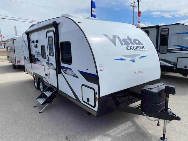 2021 Gulf Stream Vista Cruiser 23MBS Couples Model Travel Trailer RV