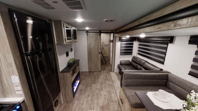 2021 Alpha Wolf Limited 30RDB-L Bunk Model Travel Trailer RV