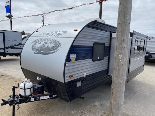 2021 Wolf Pup Limited 16PF Couples Travel Trailer w/Slide-Out RV