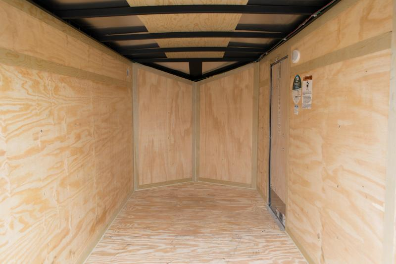2020 Cargo Mate 5 x 10 Enclosed Cargo Trailer 3k Barn