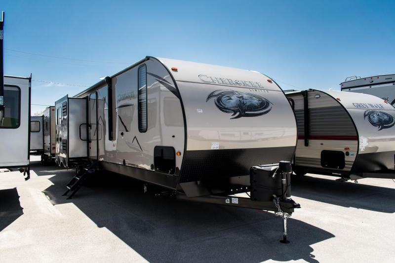 2019 Cherokee Limited 304BH Travel Trailer Bunk Model RV