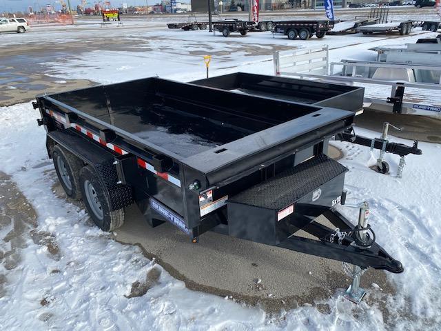 2021 Sure-Trac 5 x 10 Low Profile Homeowner Dump 7K