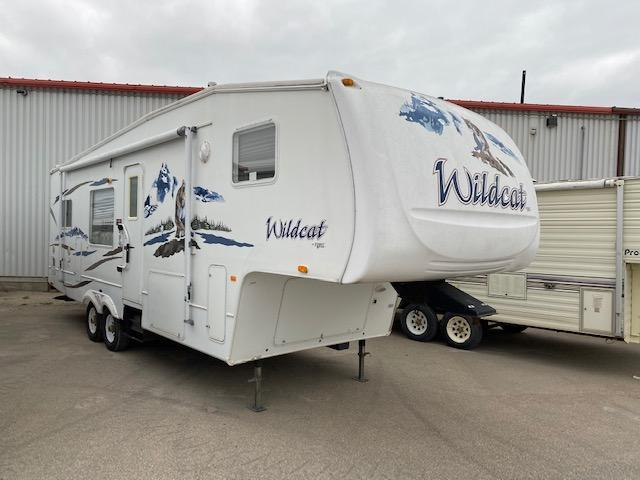 2007  Wildcat 28RKWB Fifth Wheel Campers RV
