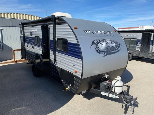 2022 Wolf Pup Limited 17JG Bunk Model Travel Trailer RV