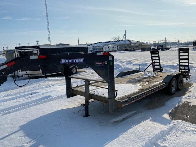 2019 Sure-Trac 8.5 x 20 Gooseneck Equipment Trailer 14K