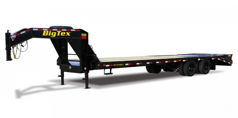 2022 Big Tex Trailers 22GN-25+5MR
