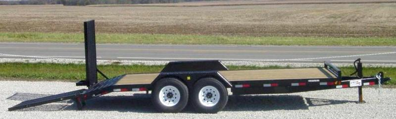 2021 Liberty 10ET-20 Equipment Trailer