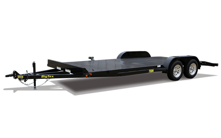 "2020 Big Tex 70DM 83"" x 20 Tandem Axle Premium Car Hauler"