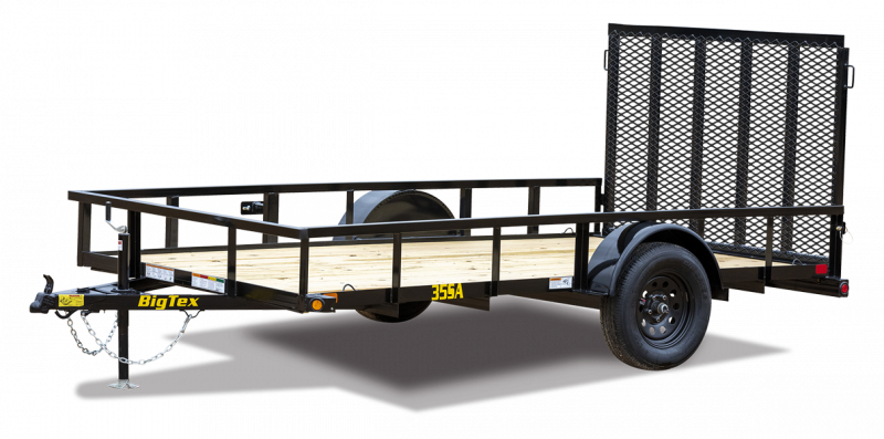 2022 Big Tex Trailers 35SA-14BK4RG