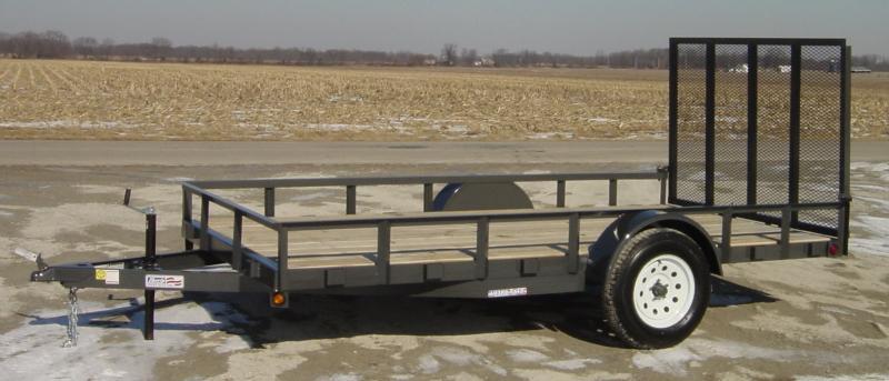 2021 Liberty 35SA-12 Utility Trailer