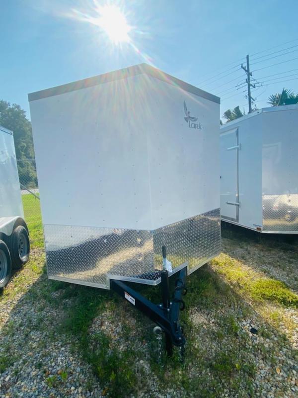 2022 Lark 07x12 SA Enclosed Cargo Trailer