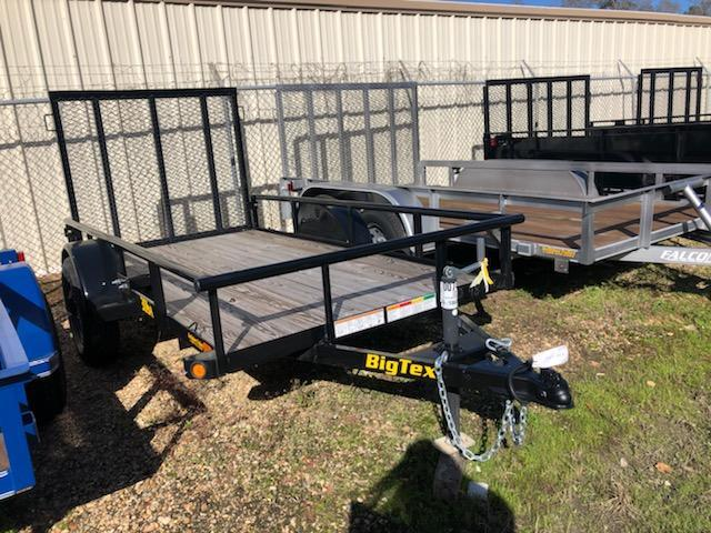 2021 Big Tex Trailers 05x10 30SA Utility Trailer