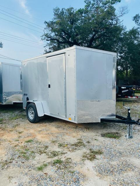 2022 Pace American 06x10 Journey Enclosed Cargo Trailer