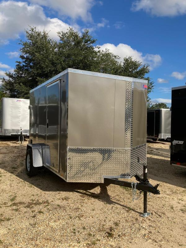 2022 Pace American 6x10 PSCBC6.0X10SI2FF Enclosed Cargo Trailer