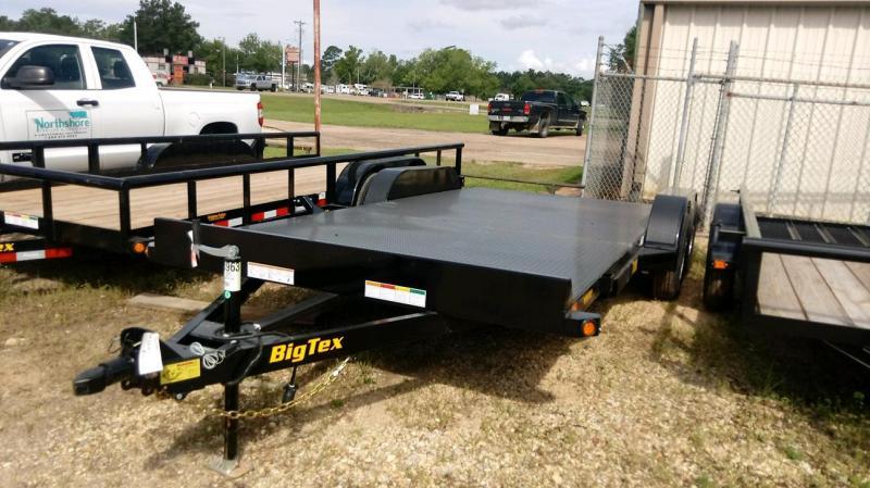2020 Big Tex Trailers 6.10x18 70DM Car / Racing Trailer