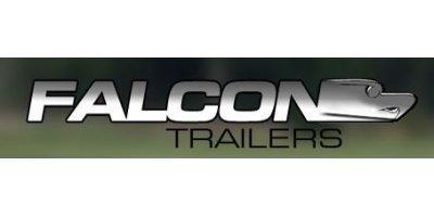 2021 Falcon 6.10x18 SD18 Utility Trailer