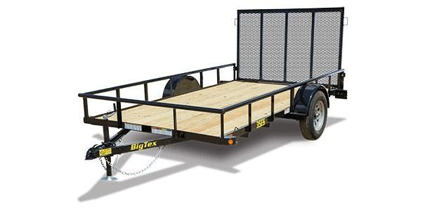 2020 Big Tex Trailers 6.5x12 ON ORDER 35ES-12 Utility Trailer