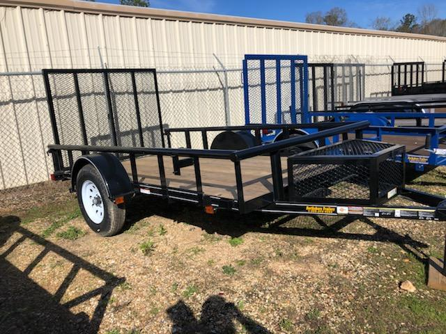 2021 Carry-On 06.04x10 GWPTLED Utility Trailer