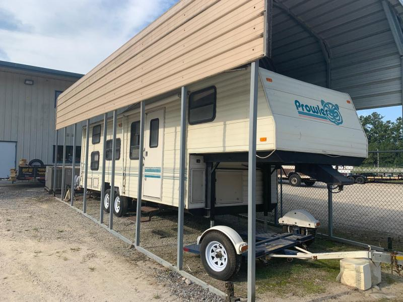 1993 Fleetwood Prowler USED AS IS Fifth Wheel Campers RV