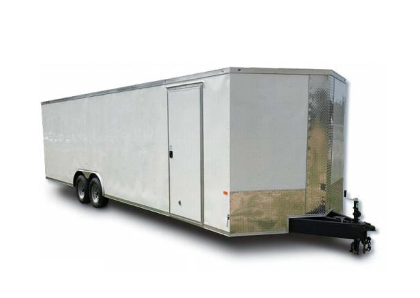 2021 Rock Solid Cargo ON ORDER 8.5 x 16 TA Enclosed Cargo Trailer