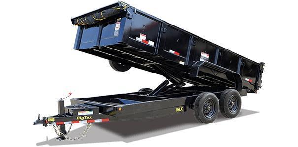 2020 Big Tex Trailers 7x16 16LX-16 Dump Trailer