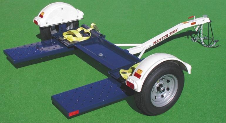 2020 Master Tow Model 77T Tow Dolly w. elec. brakes