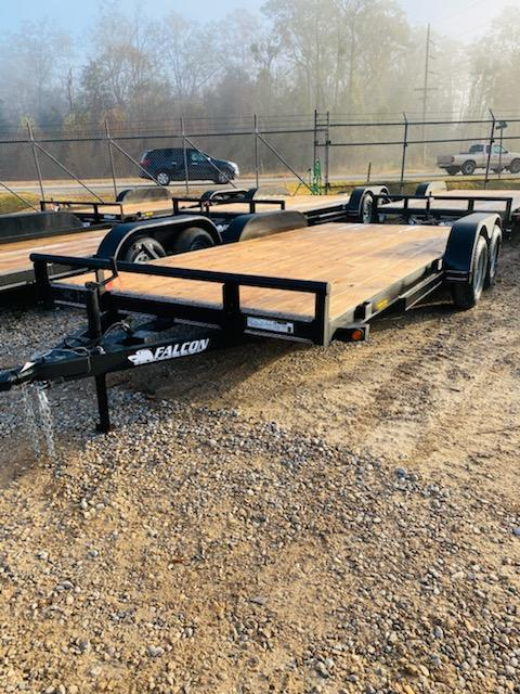 2021 Falcon 06.10x18 HCH Car / Racing Trailer