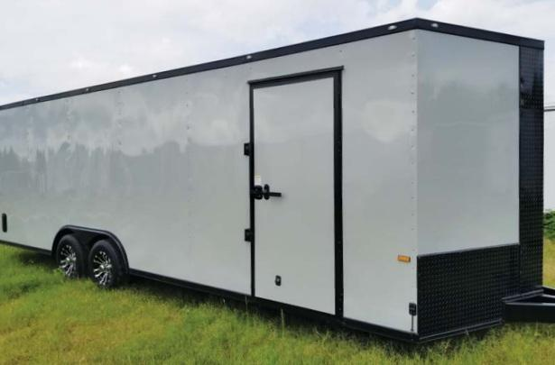 2021 Rock Solid Cargo ON ORDER 8 x 16 TA Enclosed Cargo Trailer