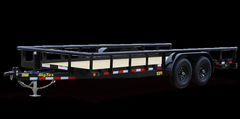 2022 Big Tex Trailers 06.10x20 10PI Utility Trailer