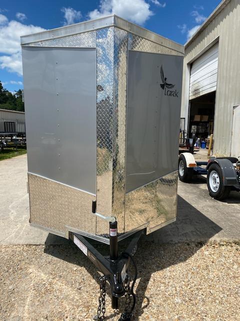 2020 Lark 5x8 SA Enclosed Cargo Trailer